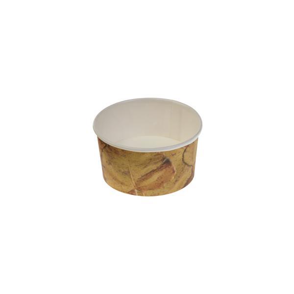 naturesse Eisbecher aus Kartonage mit PLA - 90 ml
