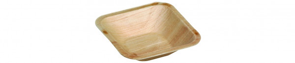 Dip-Bowle quadr., Palmblatt