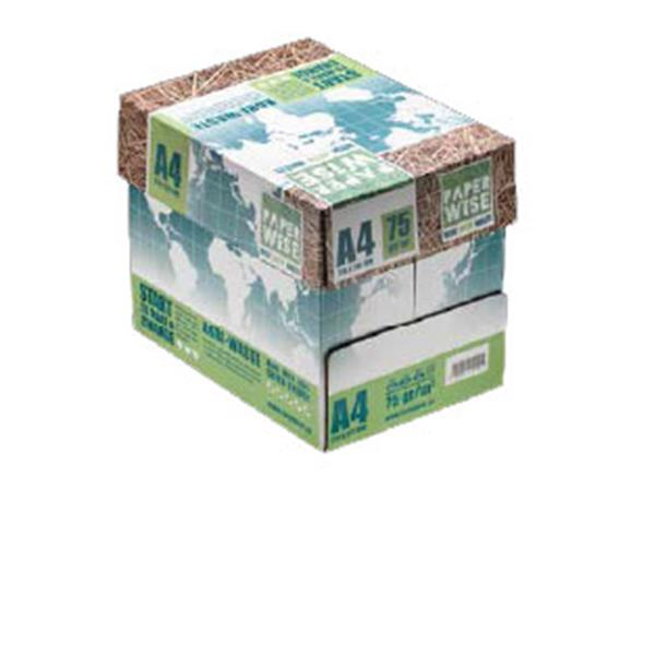 naturesse PaperWise Kopierpapier aus Zuckerrohrfasern, 75g/m², DIN A4, 5x500 Blatt