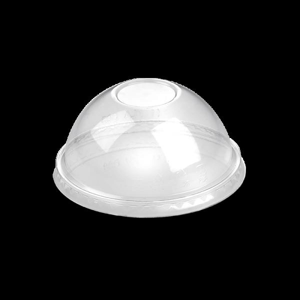 naturesse PLA Dom-Deckel ohne Loch zu Becher Ø9,6 cm