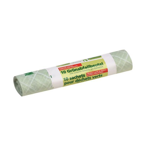 naturesse Grünabfallsäcke 30 ltr. / 50 Rollen à 10 Beutel
