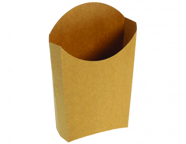 Pommes-Box 93 x 130 x 35 mm Kraft/PLA, naturesse