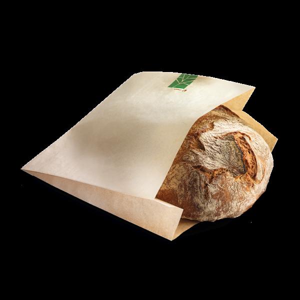 naturesse PaperWise Brotbeutel 24x14x2x3cm
