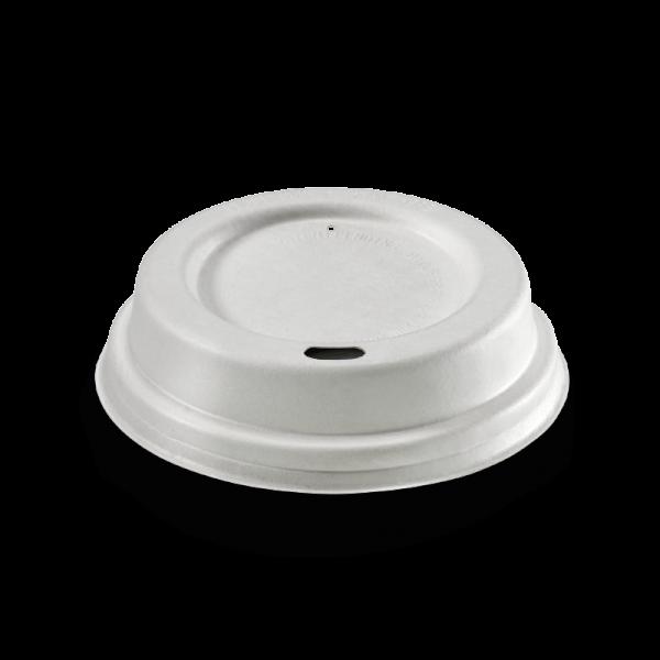 naturesse ZR Domdeckel weiß, 80mm, zu 2dl Kaffeebecher