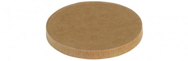 Deckel Kraft/PLA Ø120mm zu Salatschale 20745, 20746