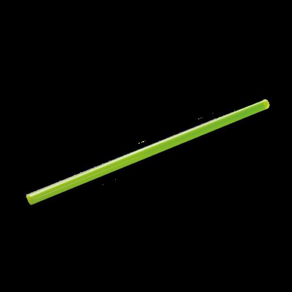 naturesse PLA Trinkhalm grün 0,6x25,0cm
